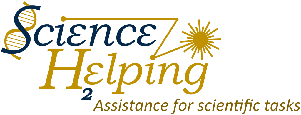 Science Helping Logo