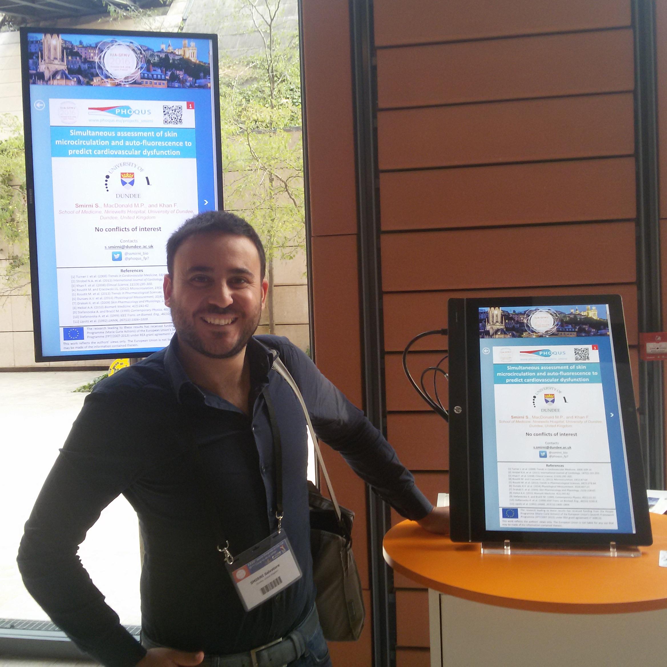 Presentazioni a conferenze internazionali